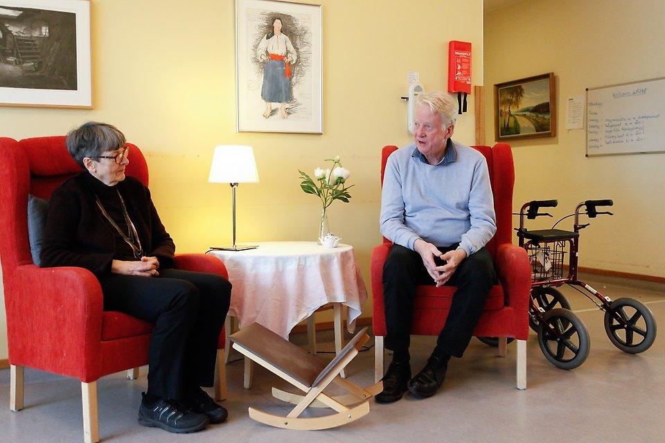 mötesplatser för äldre i grangärde